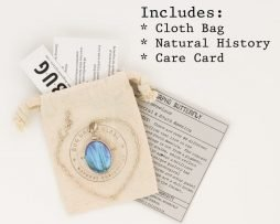 jewelry care card