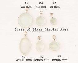 photo glass locket