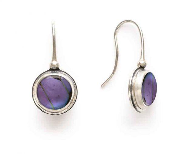 Graphium weiskei earrings