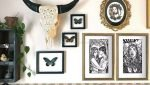 butterfly interior design